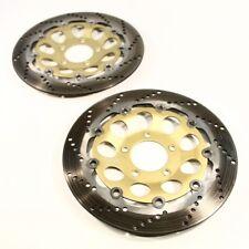 SUZUKI GSF GSF600 GSF600S WVA8 Bremsscheiben vorn Vorderradbremsscheiben 4,3mm