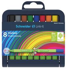 Schneider Link-It 8er Fineliner-Box