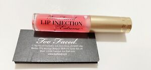 Too Faced Lip Injection Extreme Bubblegum Yum Travel Size