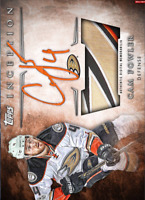Topps SKATE Cam Fowler Inception Sig Relic LE 75CC DIGITAL SOLD OUT!