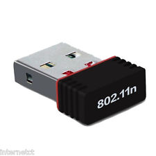 Mini USB WiFi Wireless Adapter Network LAN Card WLAN 802.11n/g/b Spain Ship EP