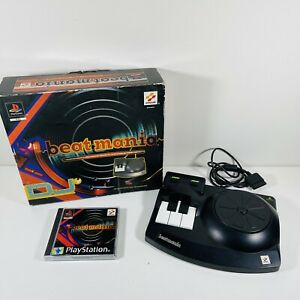 Beatmania + Turntable Limited Edition Boxset for Sony PlayStation (PS1)