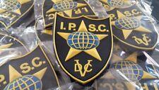 IPSC - I.P.S.C. International practical shooting 3D PVC patch