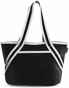 Large Insulated Lunch Tote Bag, Picnic Bag, Beach Bag - 16 in x 10 in x 7 in NEW