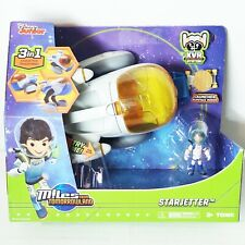 Disney Jr Miles from Tomorrowland Starjetter 3 IN 1 Playset Miles Included.