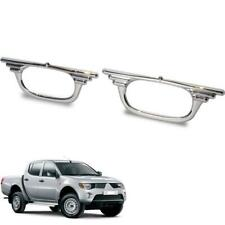 Fit Mitsubishi Triton L200 MN 05-13 Chrome Side Marker Lamp Signal Light Cover