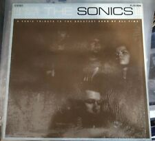 !!!Here Ain't The Sonics!!! Lp 1989 Estrus Records/Popllama Us Issue Mint/NM