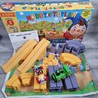 HORNBY Noddy in Toyland Vintage Playset Battery Operated Cars & Train Set Boxed
