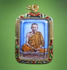 GOOD OLD LP KOON THAI BUDDHA AMULET PENDANT REAL RARE !!!