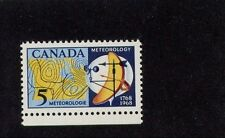 CANADA SC479ii RED OVER BLUE ERROR VARIETY MNH