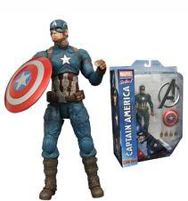 Captain America: Civil War Captain America Select Action Figure
