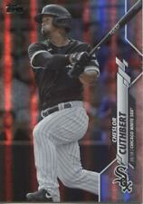 CHESLOR CUTHBERT 2020 Topps Update RAINBOW FOIL Parallel - WHITE SOX - #U-23