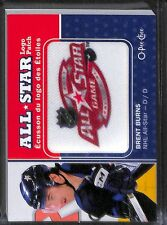 2016-17 O-Pee-Chee Hockey All Star Logo Patch #P-71 Brent Burns