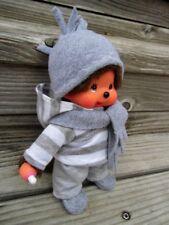 Kleidung Winter SET 5-tlg. für  MONCHICHI Gr.20 MONCHHICHI Hoodie Kapuzenshirt