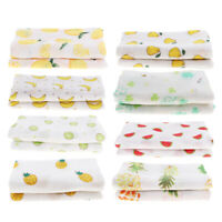 Muslin Infant Baby Blanket Bedding Blanket Wrap Swaddle Blanket Bath Towel