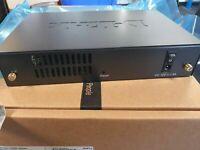 D-Link DSR-250N Unified Wireless N Services Router Gigabit Ethernet Black 2.4GHz