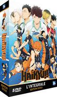 ★Haikyu!! ★ Intégrale (Saison 1) - Edition Gold - Coffret 5 DVD