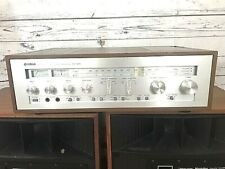 Yamaha CR-820 Natural Sound Receiver Pro Restored Relamped W/ Manual