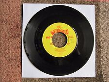 "WESTWORLD - SONIC BOOM BOY - 7"" 45 rpm vinyl record"