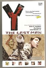 Y The Last Man Vol. 1 TPB Graphic Novel ~ Unmanned