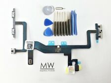 """iPhone 6S 4.7"""" Power Volume Mute Switch Button Flex Cable Ribbon Replacement +T"""