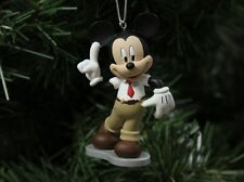 """Mickey Mouse """"Business Man"""" Disney Christmas Ornament"""