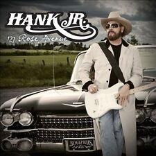 "HANK WILLIAMS JR CD: ""121 ROSE AVENUE"" SEALED 2009"