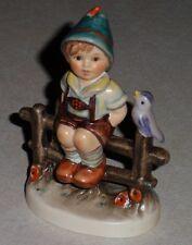 ***60th Anniversary*** Wayside Harmony Goebel Hummel Figurine #111 3/0 TMK7 RARE