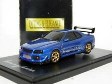 Q-Model Little Garage 1/43 Nissan Skyline GT-R Tommy Kaira Coldcast Model Car