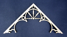 Dollhouse Miniature 1:12 Scale Victorian Gable Apex Trim