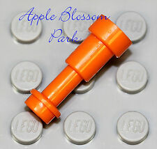 NEW Lego Castle Minifig ORANGE TELESCOPE - Pirate Captain Spy Glass Scope Tool