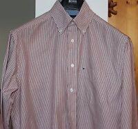 Tommy Hilfiger  Herrenhemd, Langarm, Gr. SIP