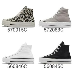 Converse Chuck Taylor All Star Lift Hi Women Casual Lifestyle Shoes Pick 1
