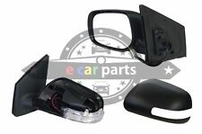 TOYOTA COROLLA ZRE152 10/2009-2012 SEDAN LEFT HAND DOOR MIRROR ELECTRIC LED/FOLD