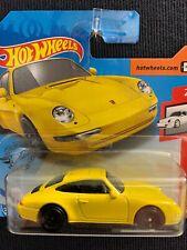 Hot Wheels 2020 * 96 Porsche Carrera * new color yellow gelb