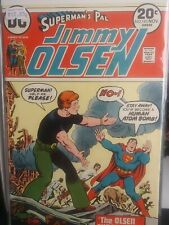 🔥🔥SUPERMAN'S PAL JIMMY OLSEN #161 7.5 VF DC COMICS 1973🔥🔥