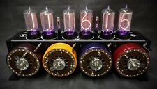The Covert Bombe Nixie  Clock from Bad Dog Designs - Codebreaking in Secret
