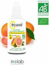 Citrosanté Bio Extrait de Pepins de Pamplemousse 50 ml Antibiotique Naturel