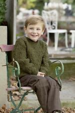 Lang Yarns Yak Knitting Pattern Pullover As Download Fam 235