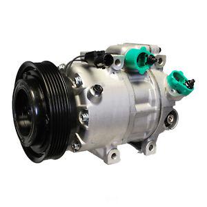 For Hyundai Azera Sonata Kia Optima V6 A/C Compressor and Clutch Denso 471-6038