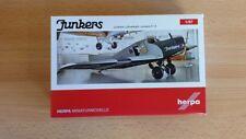 Herpa 019378 - 1/87 Junkers F.13 - Junkers Luftverkehr - Neu