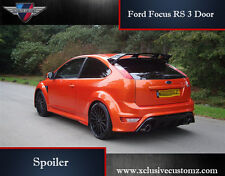 Ford Focus Spoiler (Fits: Ford Focus 2004 - 2004 3 or 5 door)
