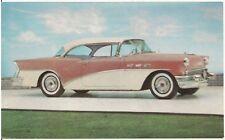 1956 Buick 46-R Special Riviera Automobile Advertising Postcard