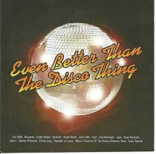 Even Better Than Disco (2xCD) Duke Special Eric Bibb Brian Kennedy Lisa Hannigan