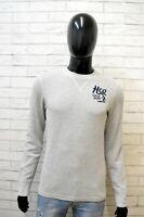 Hollister Uomo Taglia S Maglione Felpa Sweater Man Cardigan Pullover Cotone