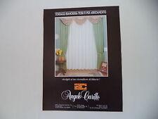 advertising Pubblicità 1993 ANGELO CARILLO