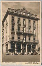 55926 -- CARTOLINA d'Epoca - LAGO MAGGIORE:  Pallanza HOTEL ST GOTHARD