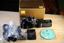 Nikon D7000 DSLR Camera + NIKON MB-D11 BATTERY GRIP! ($220) BOXED.