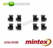 MINTEX FRONT BRAKE PADS ACCESORY KIT SHIMS GENUINE OE QUALITY - MBA1298