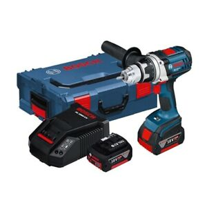 Bosch GSR18VE-2-LI 4.0Ah Professional Cordless Drill Driver Set / 220V Charger